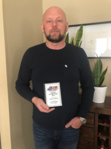 Driver of the year 2019 - Tomasz Zygmunt